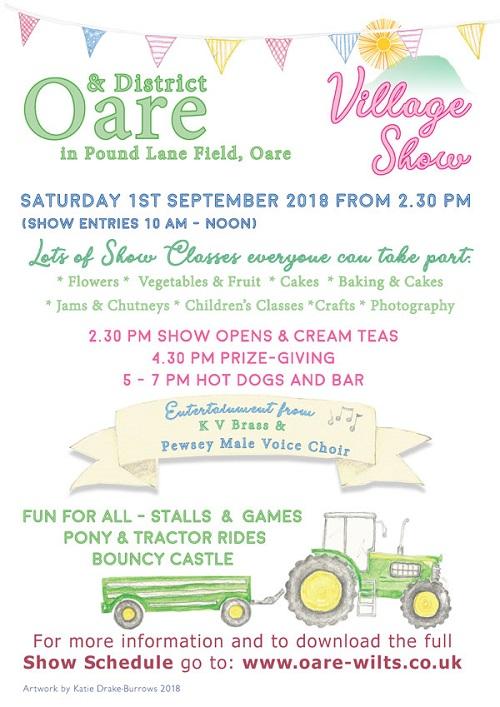 Oare Village Show