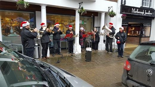High Street Carols